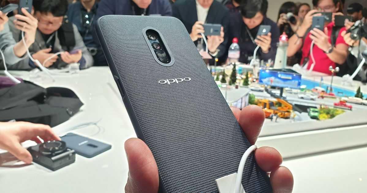 Oppo и фк «барселона» продлевают успешное сотрудничество и выпускают лимитированную линейку смартфонов
