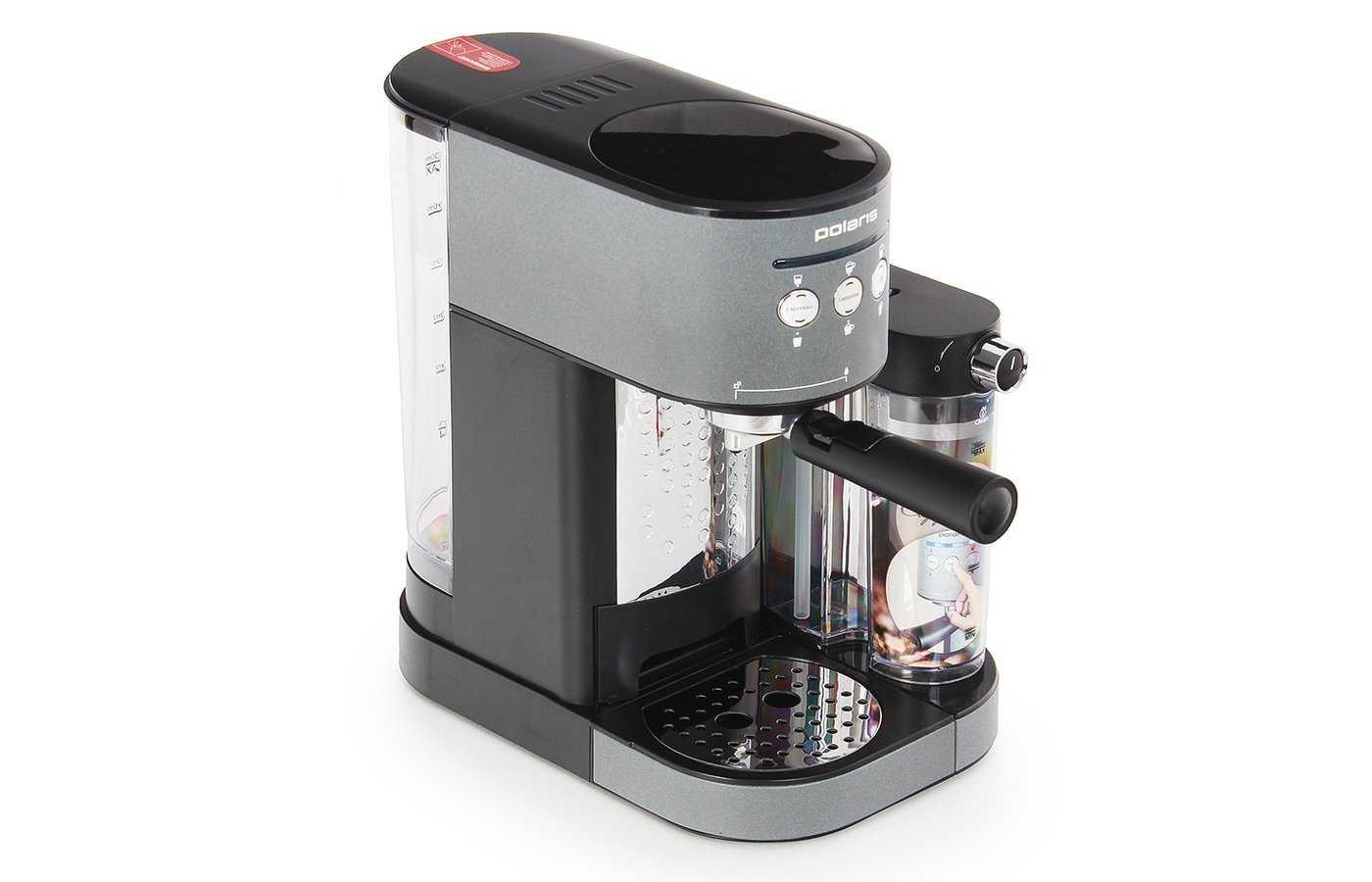 Кофеварка polaris pcm 1535e - купить | цены | обзоры и тесты | отзывы | параметры и характеристики | инструкция