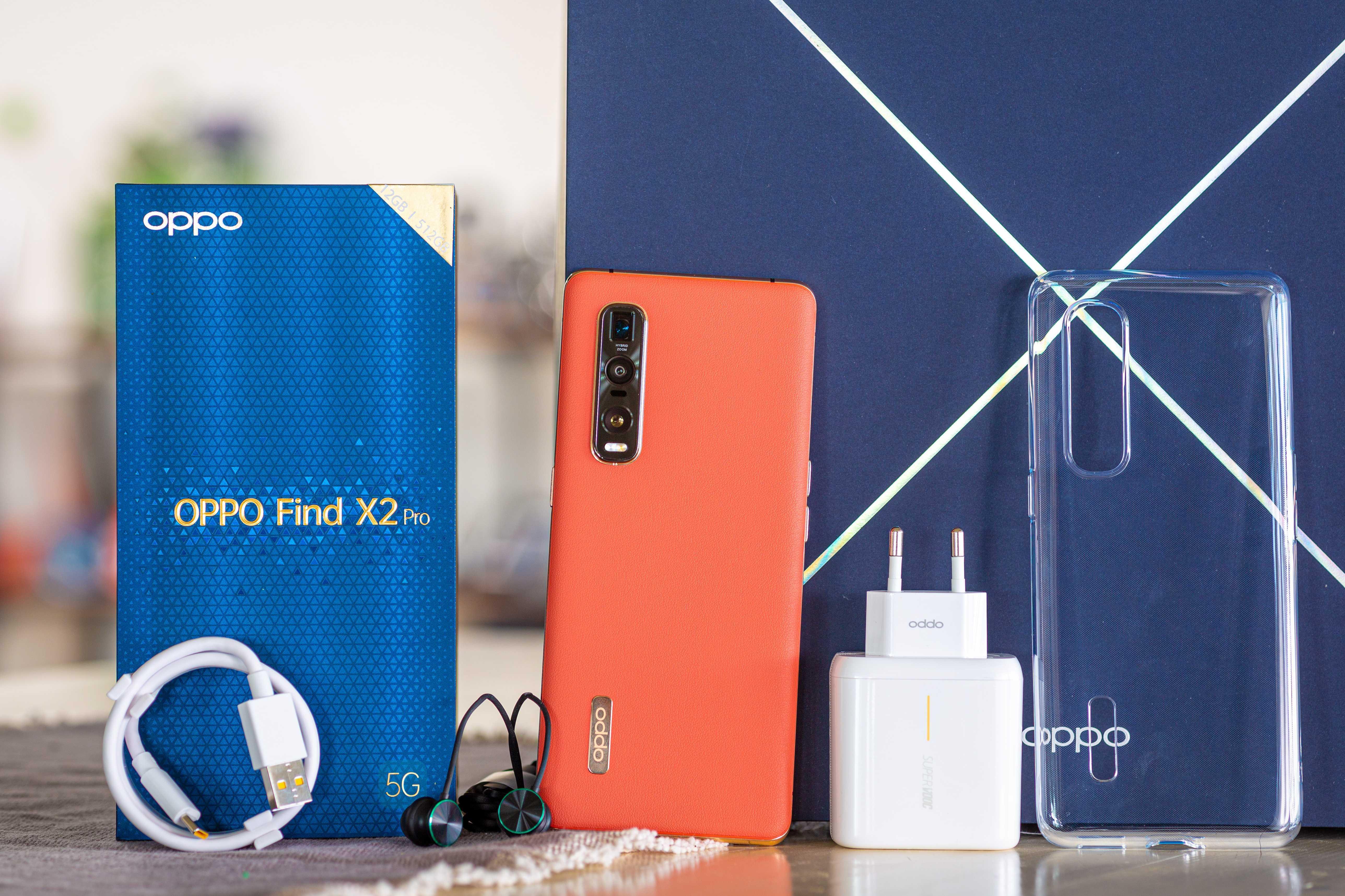 Oppo представила линейку смартфонов find x2 ► последние новости