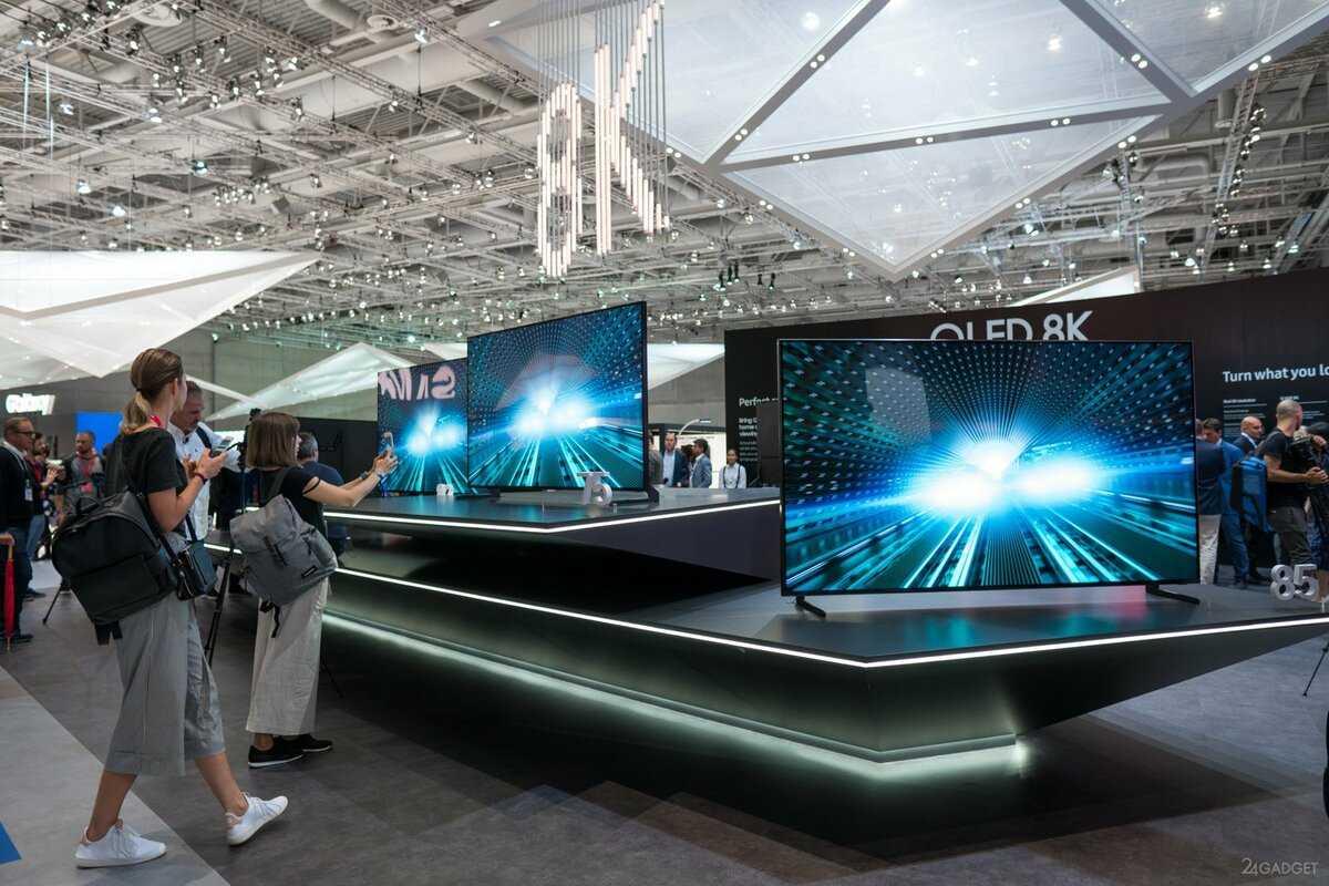 Дата начала продаж micro-led телевизоров — 2021 год?