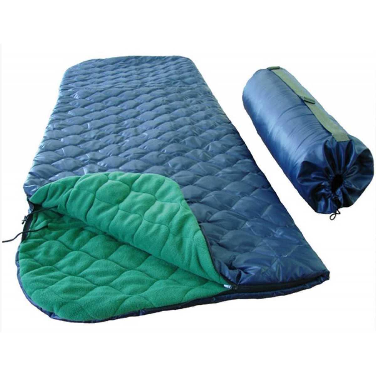 Как выбрать спальник (спальный мешок)?