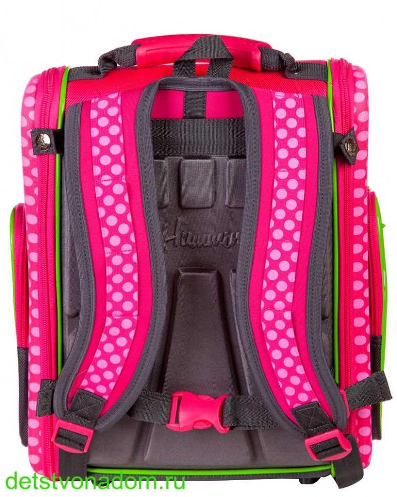 Как правильно выбрать школьный портфель? каким должен быть ранец для школы?