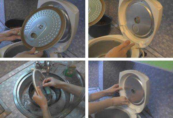 Как помыть мультиварку: обзор эффективных методов