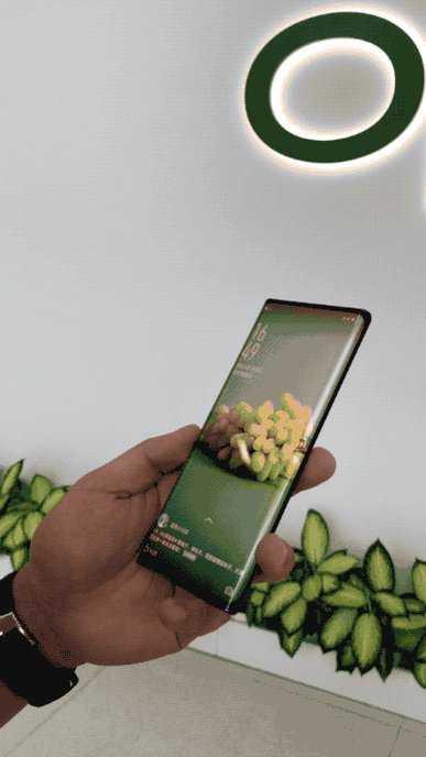 Создан самоисцеляющийся экран для смартфонов