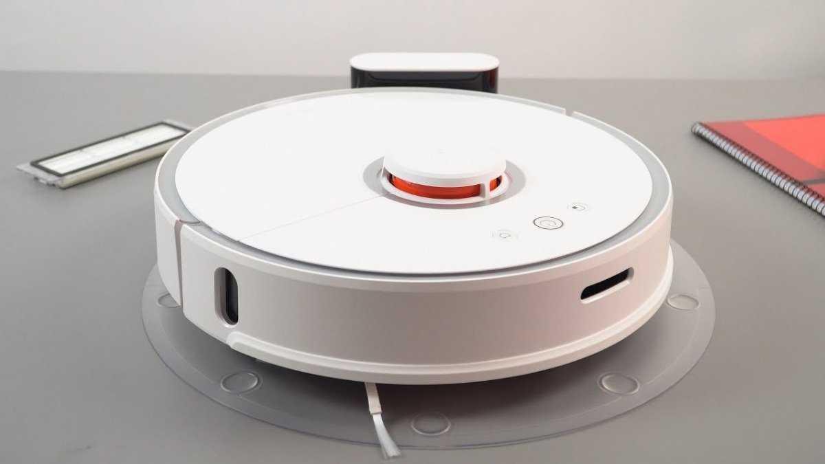 Mi robot vacuum cleaner 1s — бюджетный робот-пылесос высокого качества с усовершенствованной навигацией