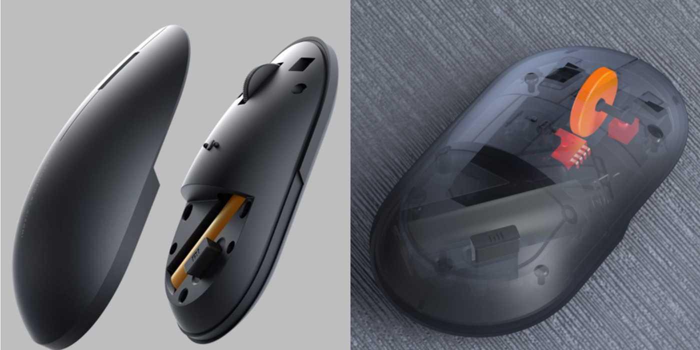 Напомним в том году китайская компания анонсировала первую беспроводную мышку модели Mi Wireless Mouse Наконец-то пользователи дождались обновления Второе поколение