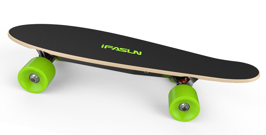 Как выбрать скейтборд для ребенка 10 лет?