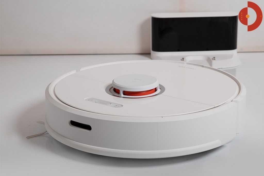 Roborock s6 maxv: робот-пылесос, который распознает предметы на полу