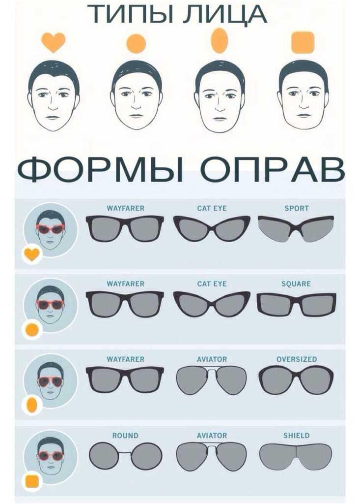 Сколько стоят очки для зрения и как подобрать по форме лица?