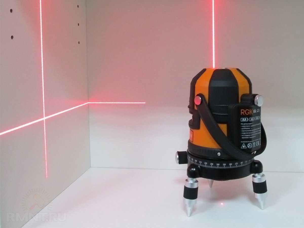 Как пользоваться лазерным уровнем: советы мастера