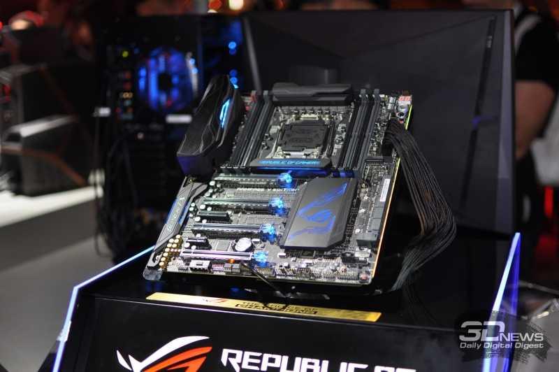 Asus republic of gamers представляет новейшие игровые устройства на выставке ces 2020 – ты в теме игры!