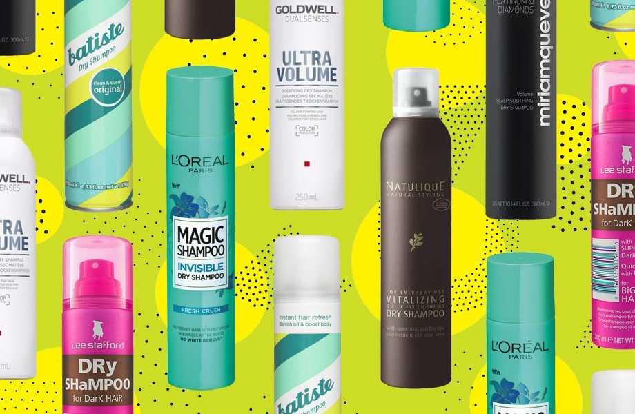 10 лучших шампуней для сухих волос