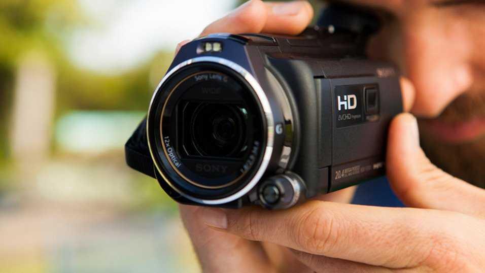 Обзор лучших видеокамеры 4k в 2020-2021 году