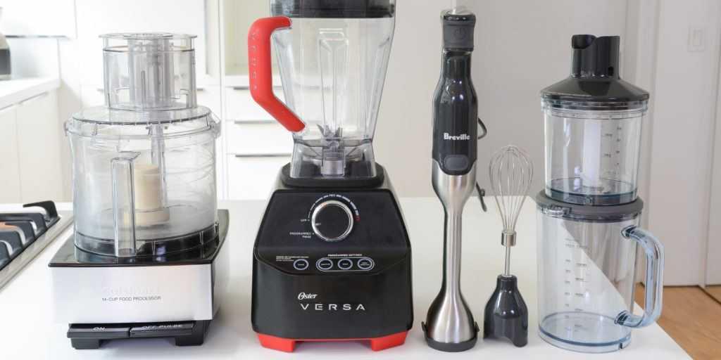 Чем отличается кухонный комбайн от кухонной машины — что лучше?
