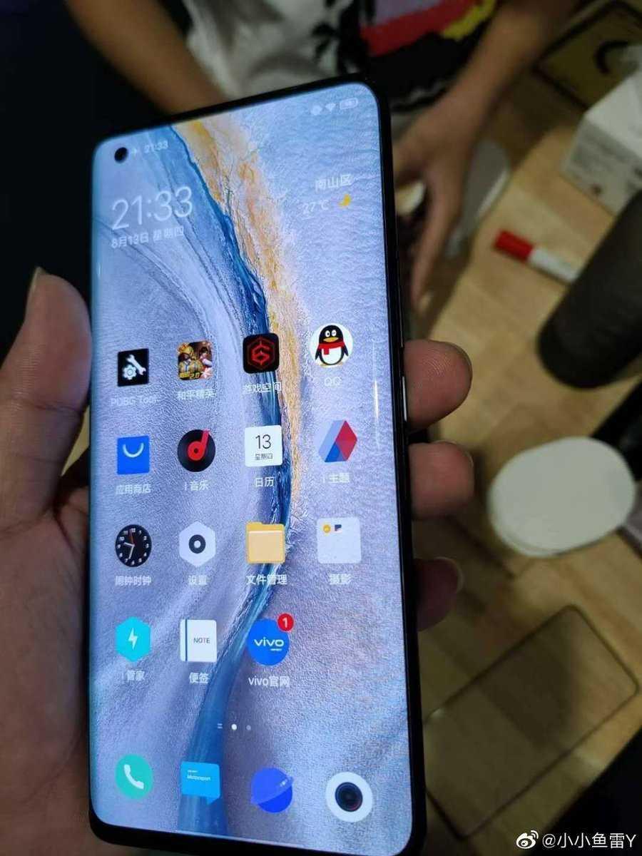 Vivo и oppo показали смартфоны со 120-ваттной зарядкой и камерой под экраном