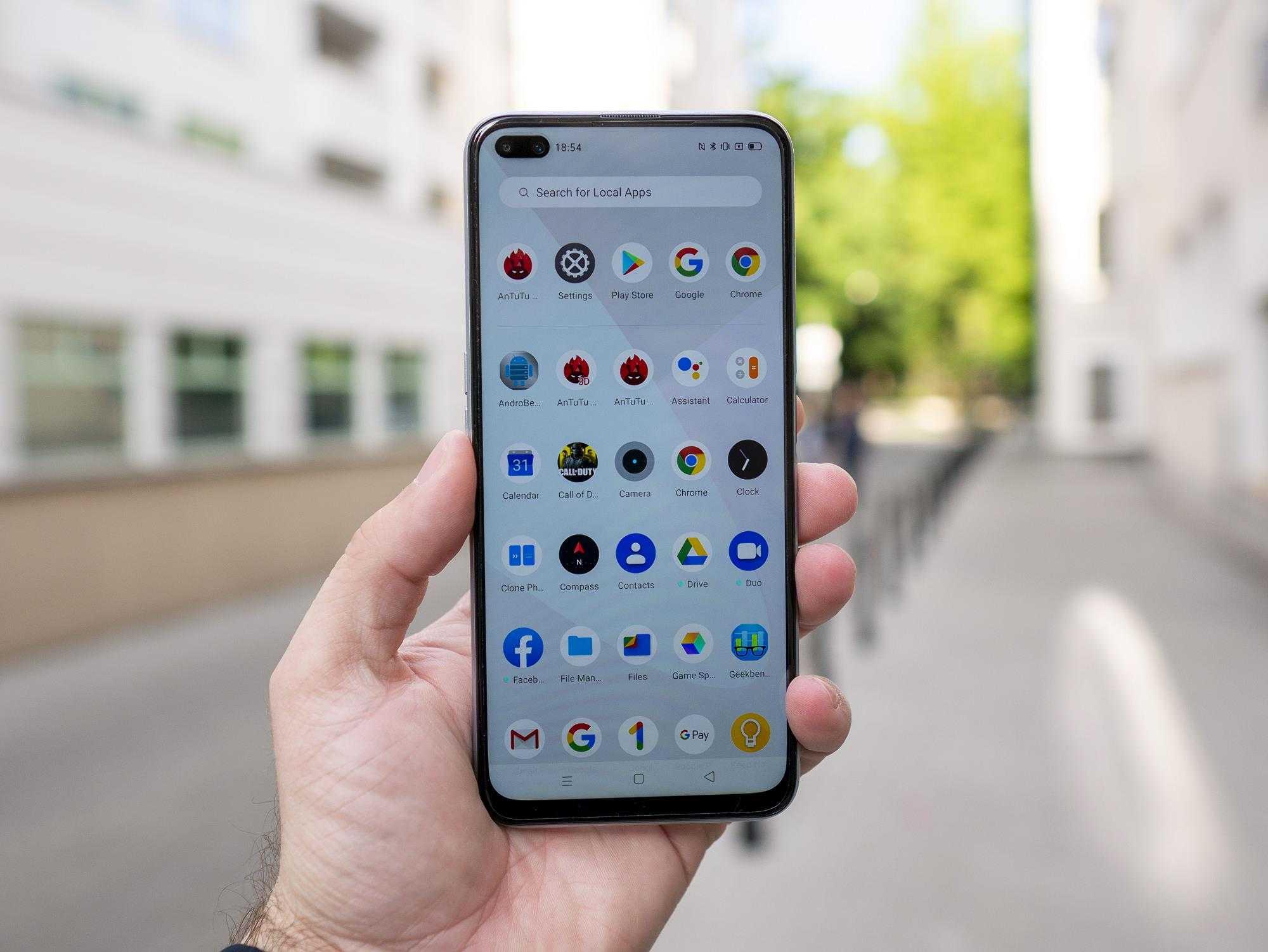 Телефоны realme: обзор лучших моделей 2020-2021