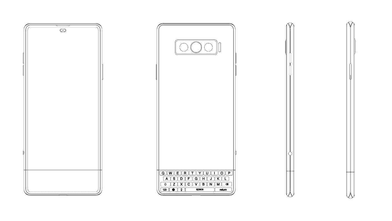 Vivo запатентовал смартфон с вращающимся дисплеем ► последние новости