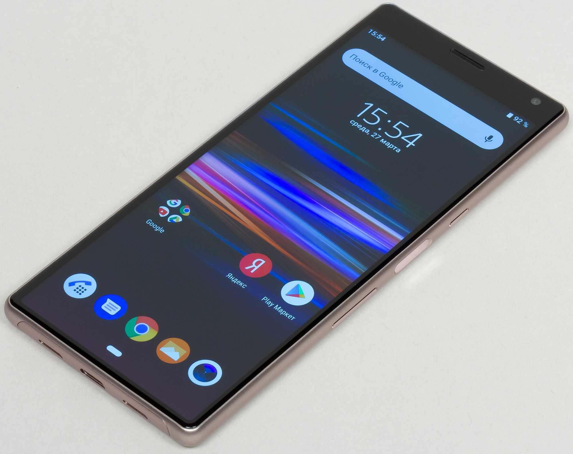 Sony xperia 10, 10 plus и l3 начали продаваться в россии / мобильные устройства / новости фототехники