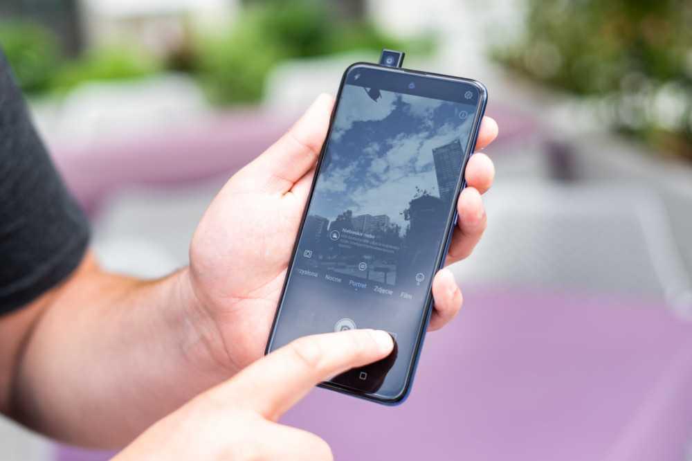 Лучшие телефоны с выдвигающейся камерой в 2020 году