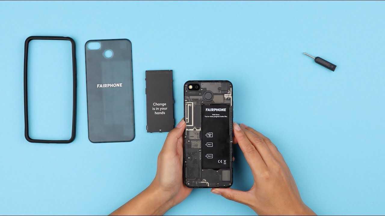 Самые легко ремонтируемые смартфоны - androidinsider.ru