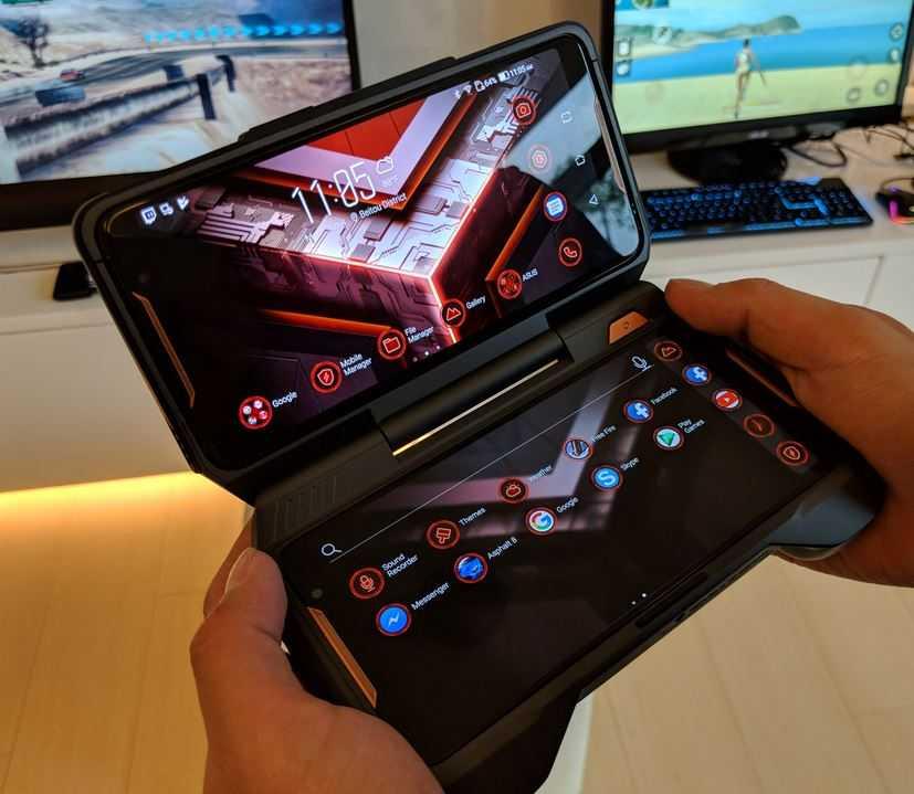 Обзор asus rog phone — топовый игровой смартфон - root nation обзор asus rog phone — топовый игровой смартфон - root nation