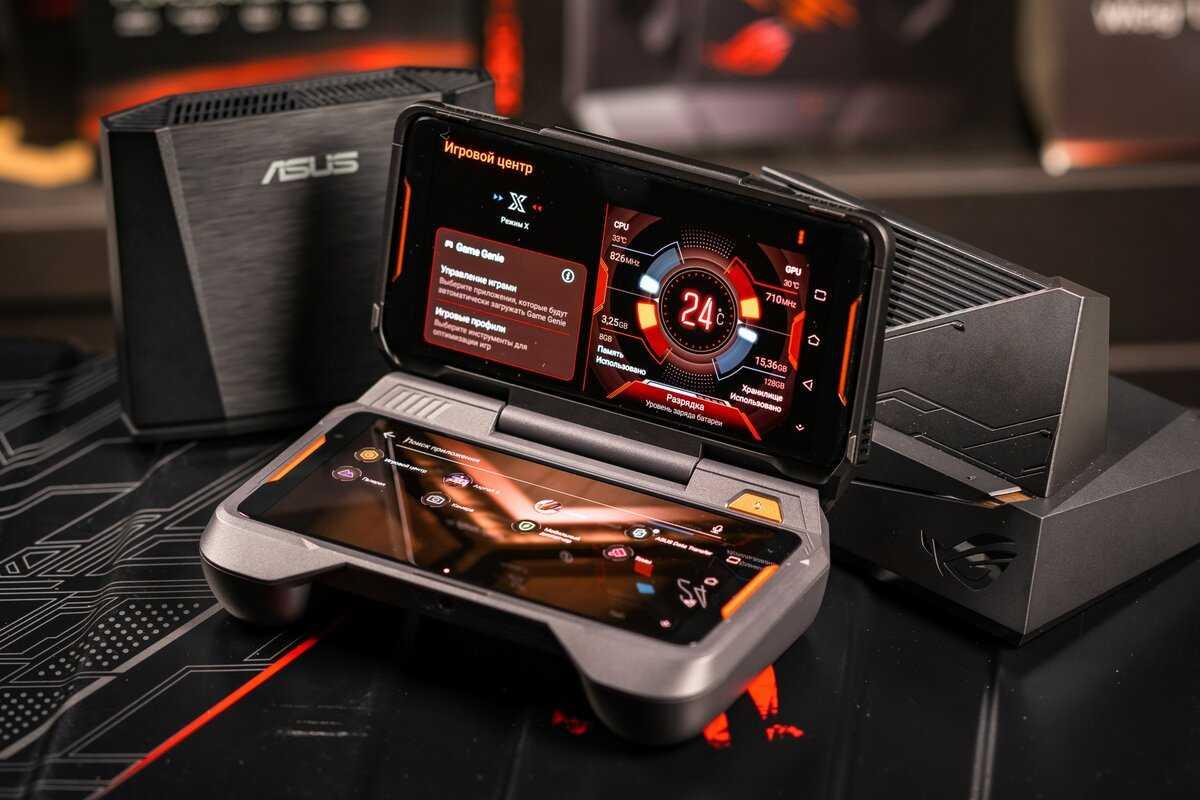 Обзор asus rog phone 3: лучший смартфон для геймеров / смартфоны
