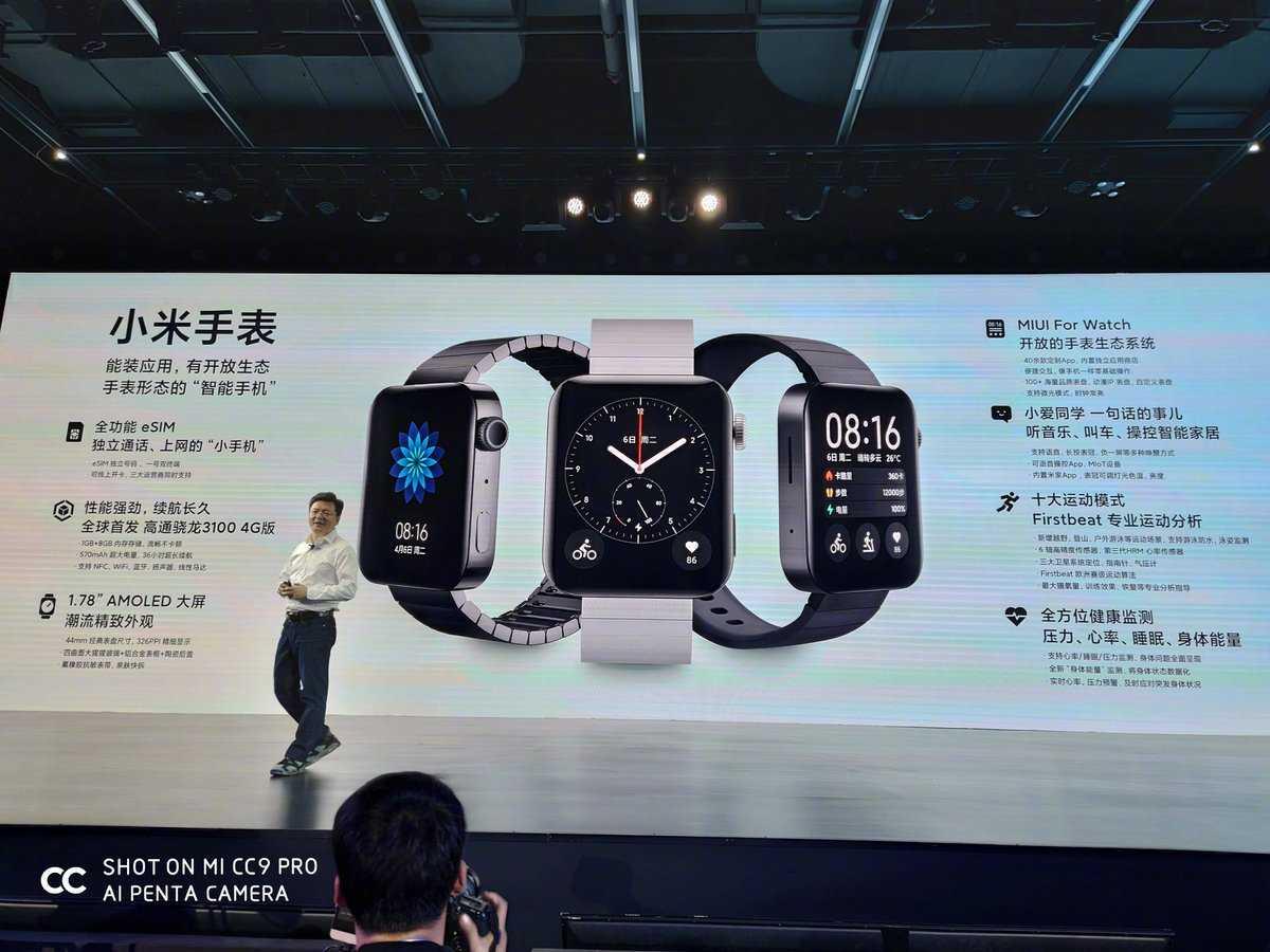 Cмарт часы xiaomi - рейтинг лучших моделей 2019 (топ 6)