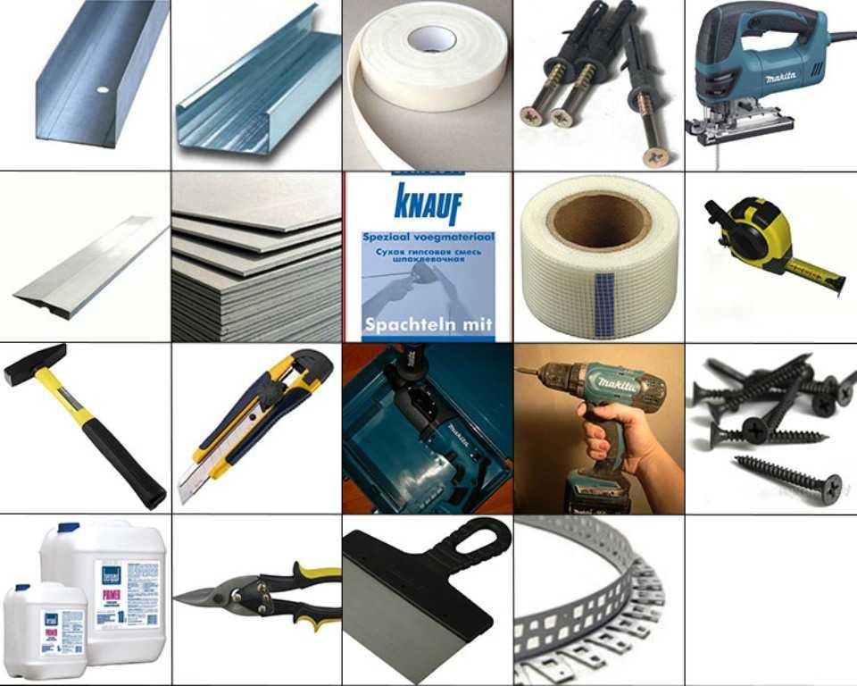 Чем и как резать гипсокартон: обзор инструментов и способов