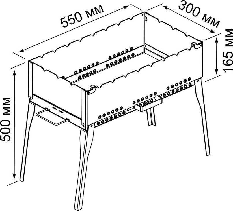 В статье есть полезная информация на счет покупки мангала Вы узнаете о критериях выбора устройства для дачи и вкусного шашлыка