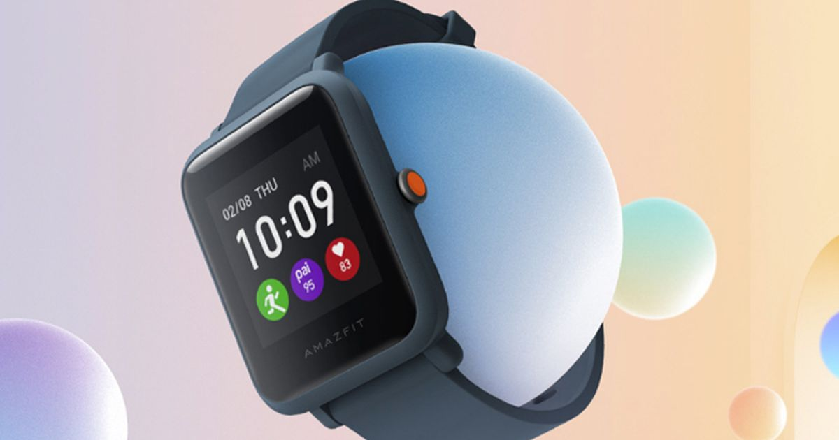 Amazfit health watch: старт продаж, характеристики
