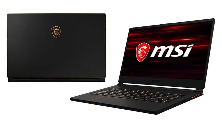 Msi gp62x leopard pro и gp72x leopard pro, легкие, тонкие ноутбуки