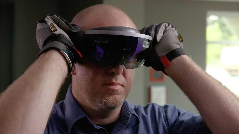 Microsoft представила шлем дополненной реальности hololens 2, но вы его не купите — wylsacom