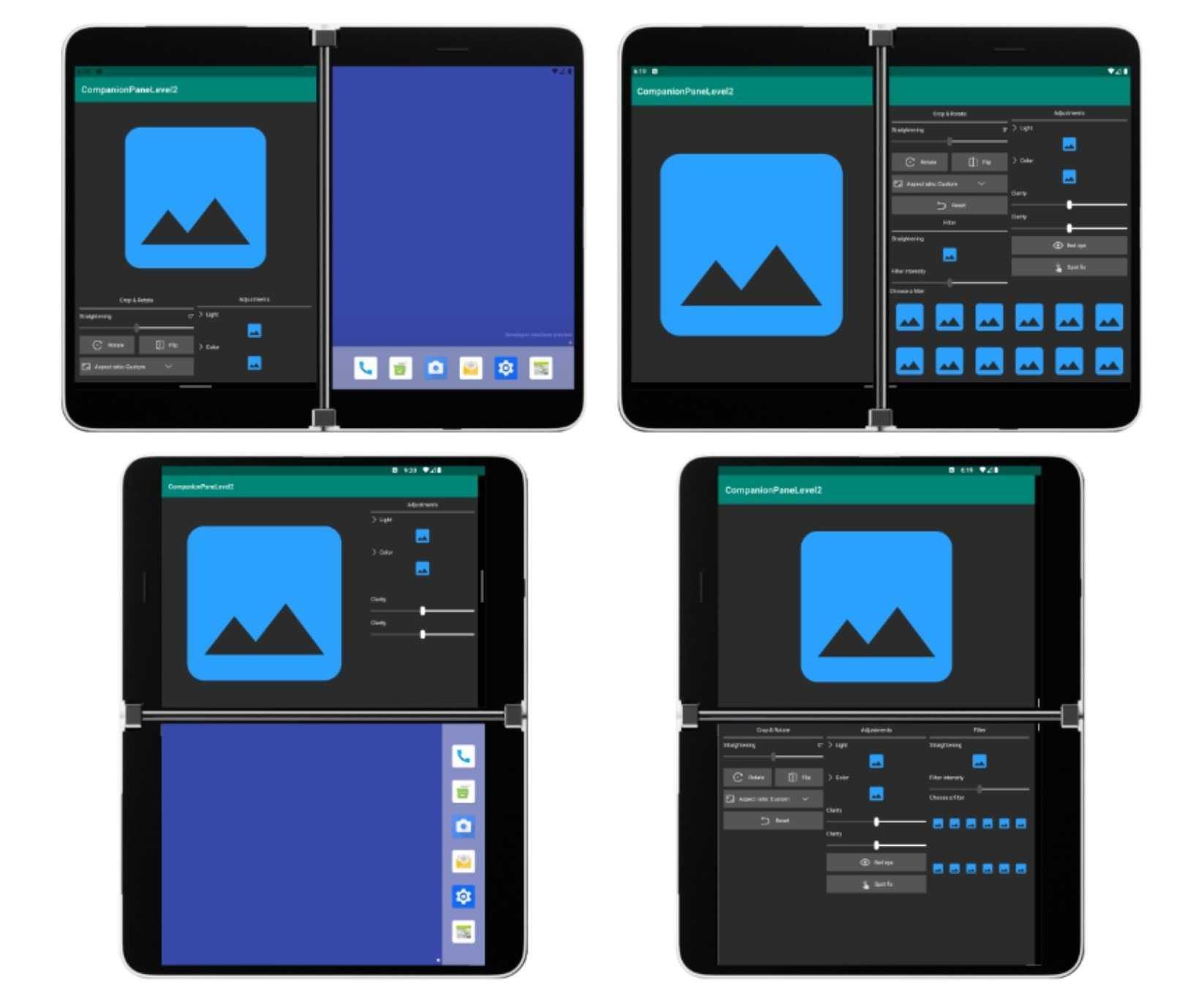 Microsoft surface duo представлен почти официально. хорошая попытка, но нет!