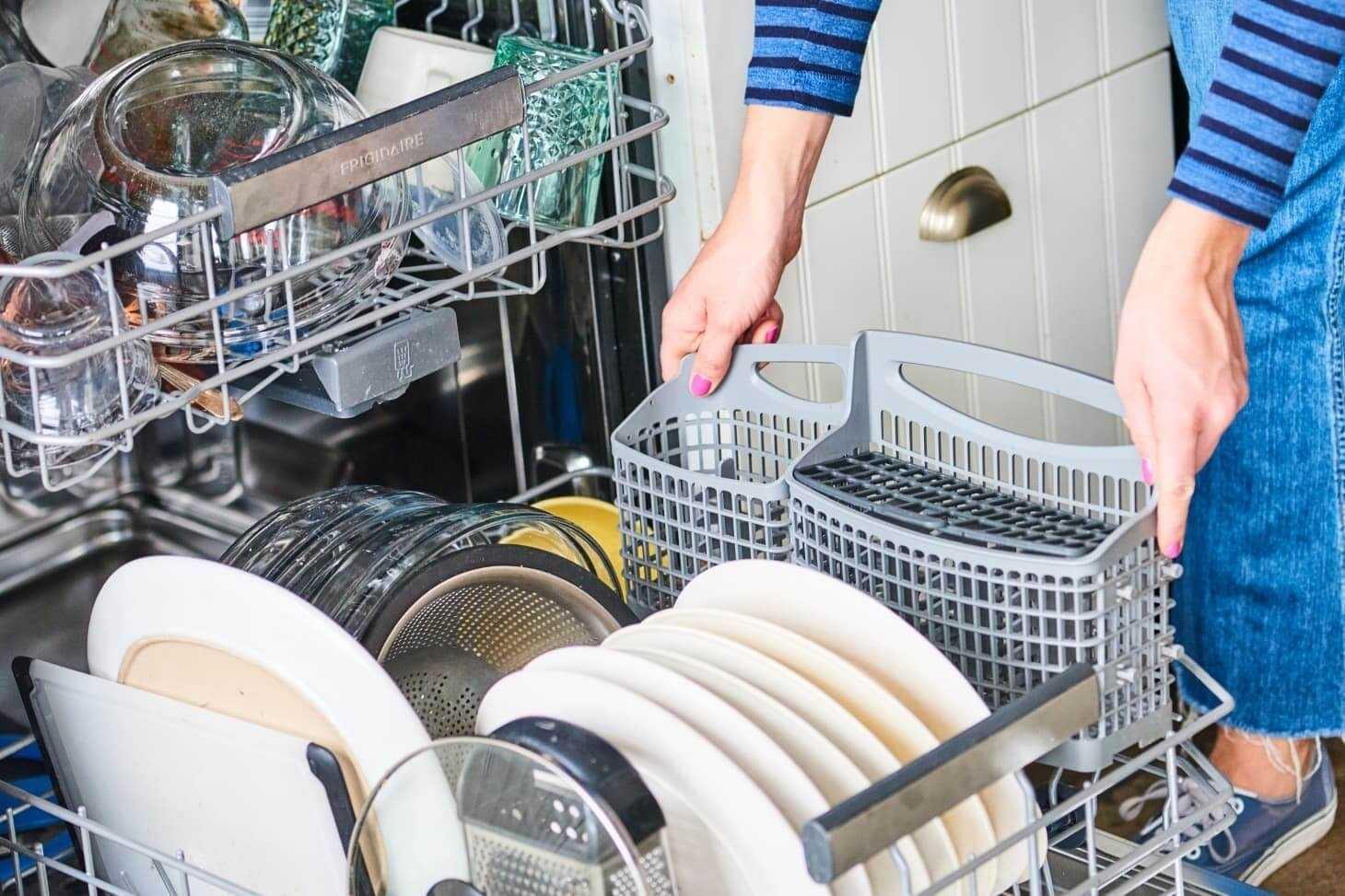 Чистка посудомоечной машины за 7 шагов (фото)