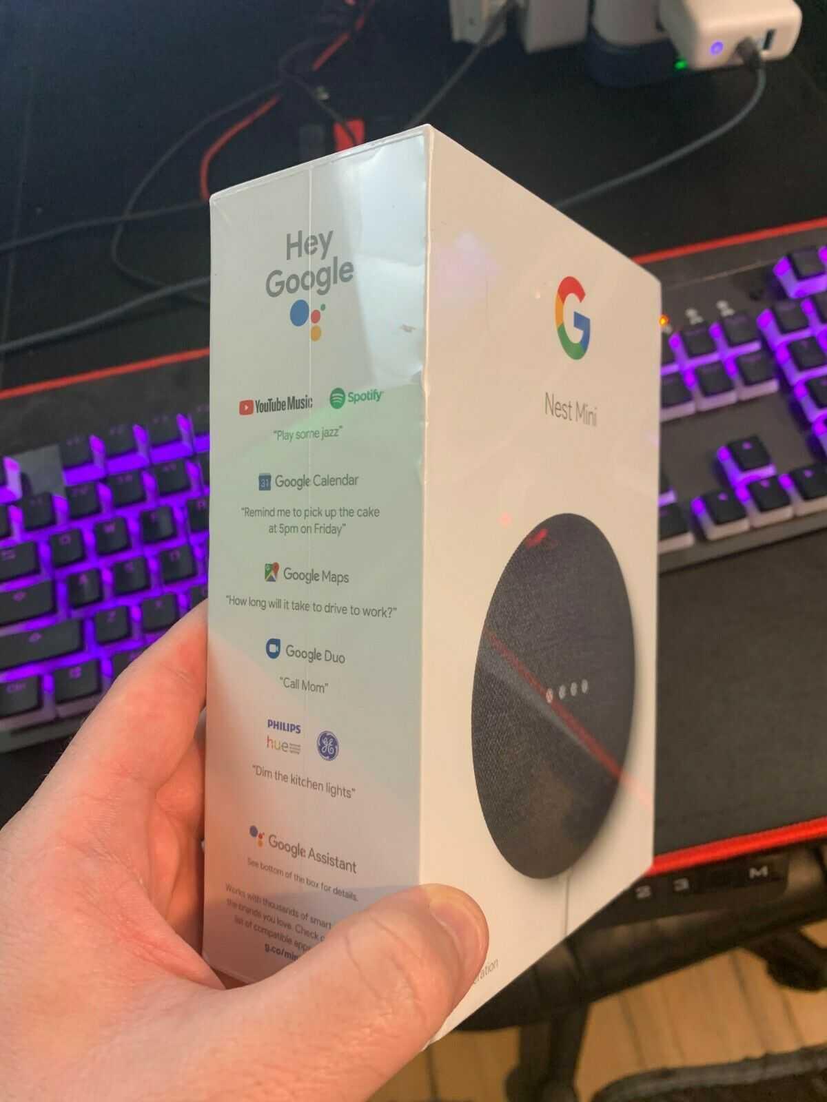 Перед самым стартом официальной премьеры в сеть попали подробные характеристики одной из лучших портативных колонок текущего года – Google Nest Mini Напомним что
