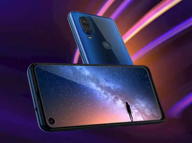 Motorola представила смартфон one vision