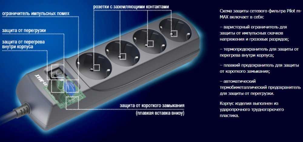 Гигиена электропитания: выбираем сетевые фильтры и стабилизаторы