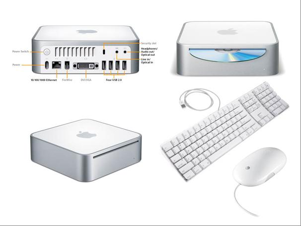 Первый опыт: mac mini на m1