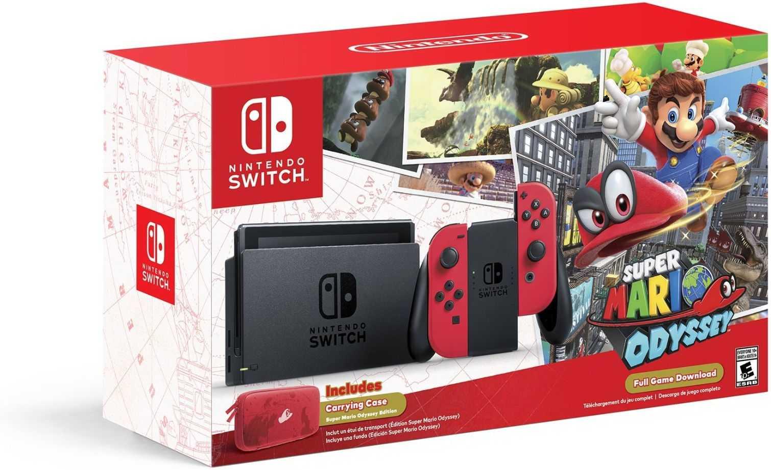 Что надо знать о приставке nintendo switch перед покупкой