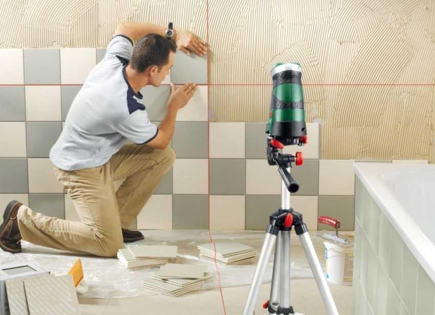 Для того чтобы быстро разметить поверхность или отбить ровную прямую необходим качественный лазерный уровень – как выбрать такой прибор и не ошибиться