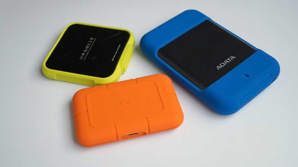Как выбрать внешний жесткий диск для компьютера, ноутбука, телевизора и других устройств