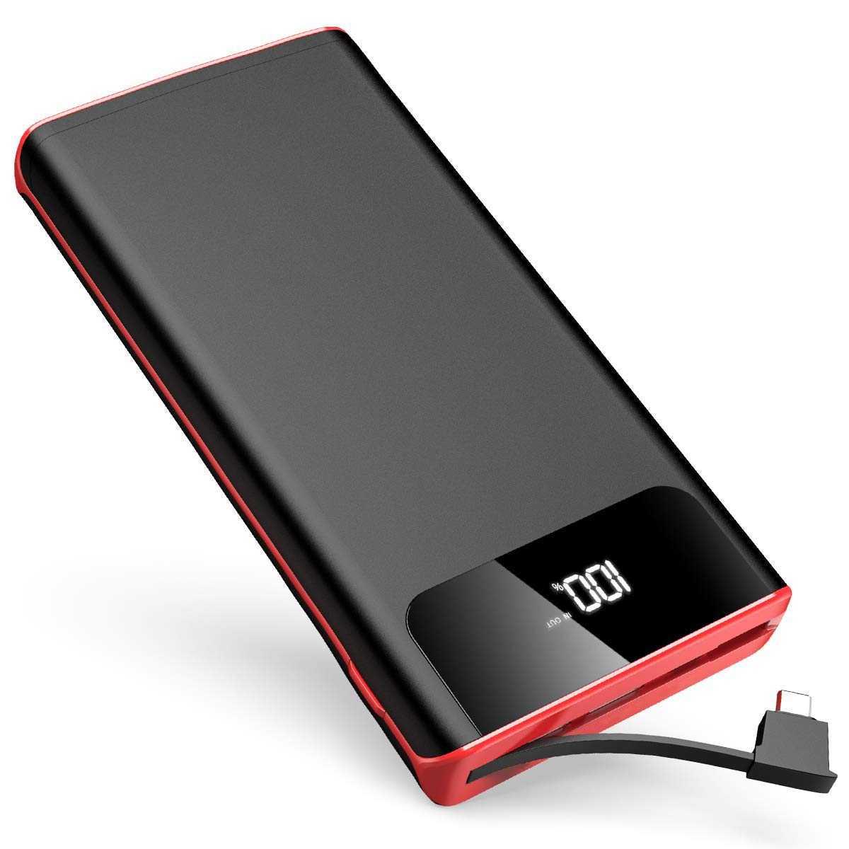 На просторах Xiaomi Youpin была зафиксирована еще одна интересная переносная батарея которая получила название IDMIX Mr Charger CH06 Речь идет об аккумуляторе емкость