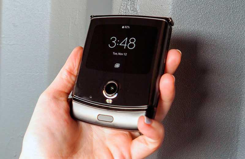 Все, что нужно знать о новом смартфоне-раскладушке motorola razr 2020 года