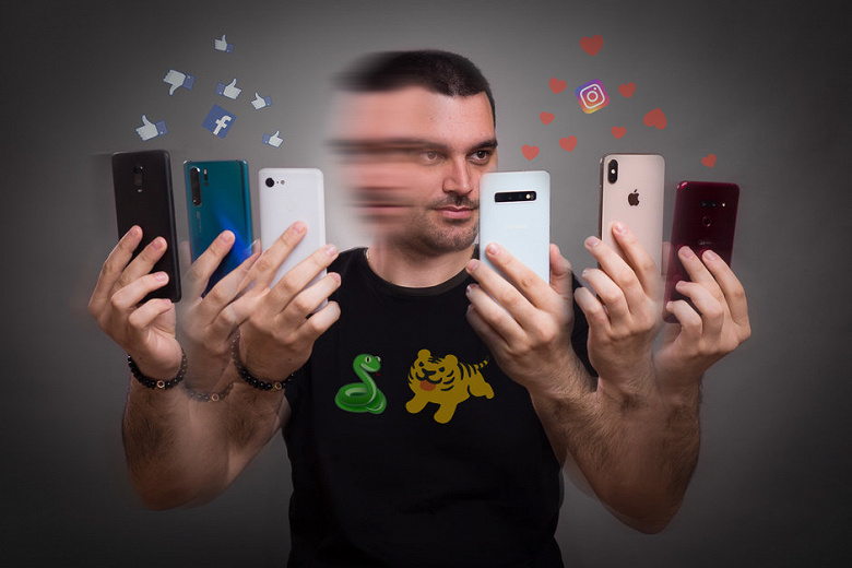 Рейтинг лучших камер в смартфонах dxomark