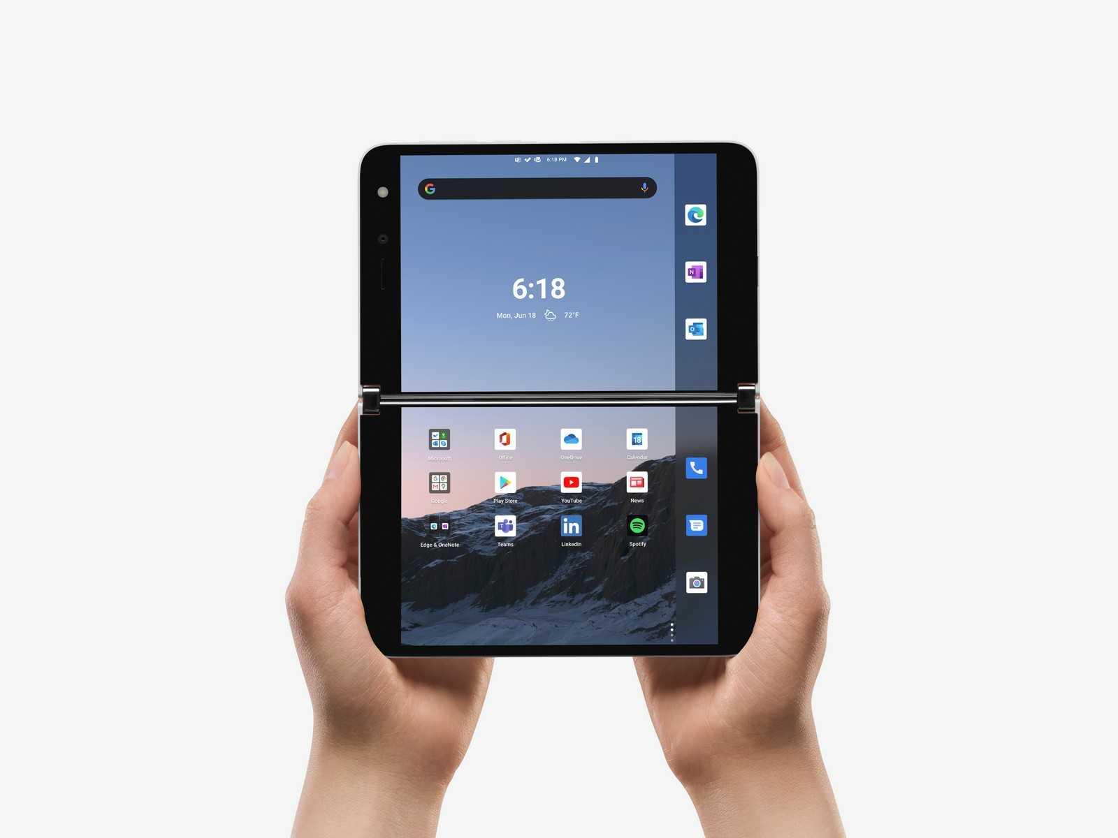 Surface duo от microsoft: самый стыдный «убийца iphone» на рынке
