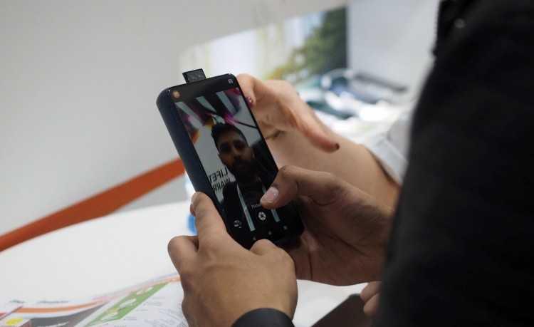 Vivo y83 смартфон на новом 12-нм чипе helio p22