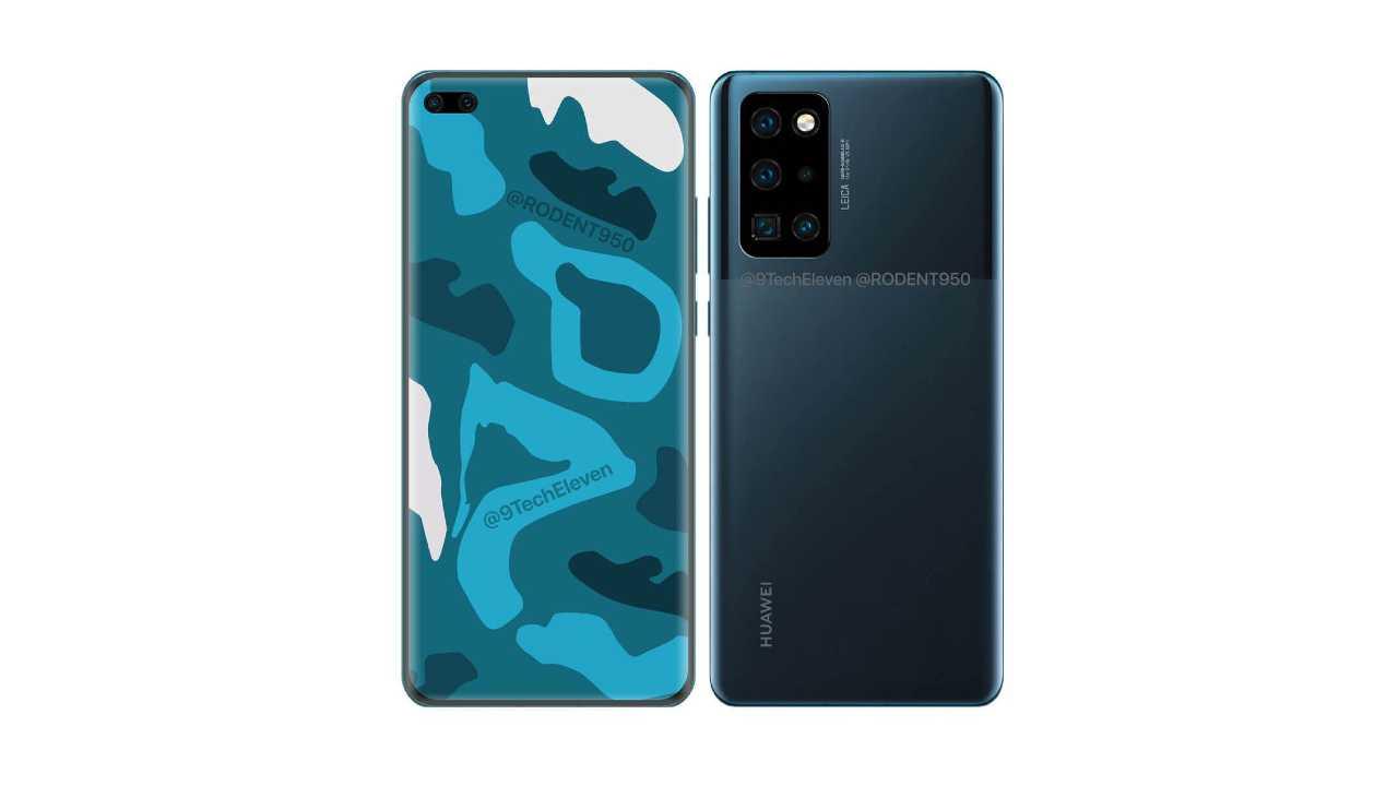 Huawei p40 pro против samsung galaxy s20 ultra
