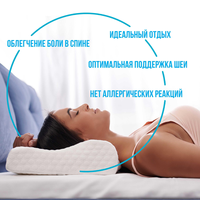 В статье представлена полезная информация на счет выбора подушки с ортопедическими свойствами Вы узнаете важные нюансы покупки