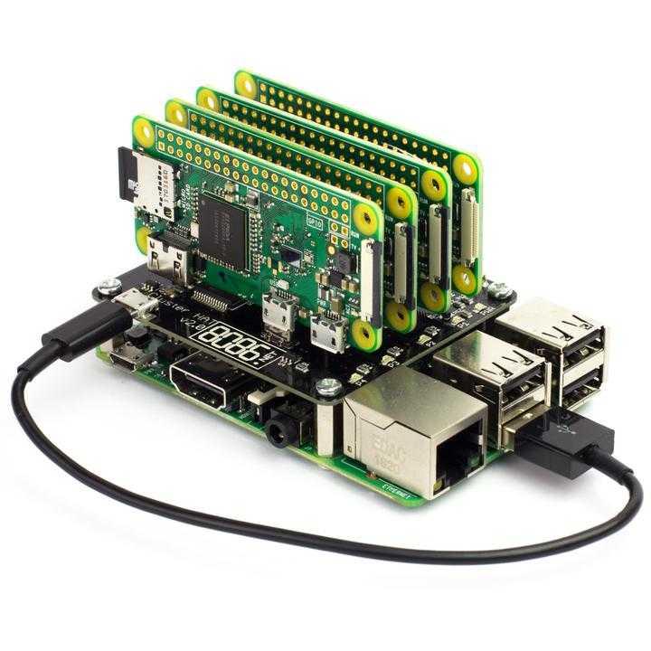 Характеристики одноплатного компьютера raspberry pi