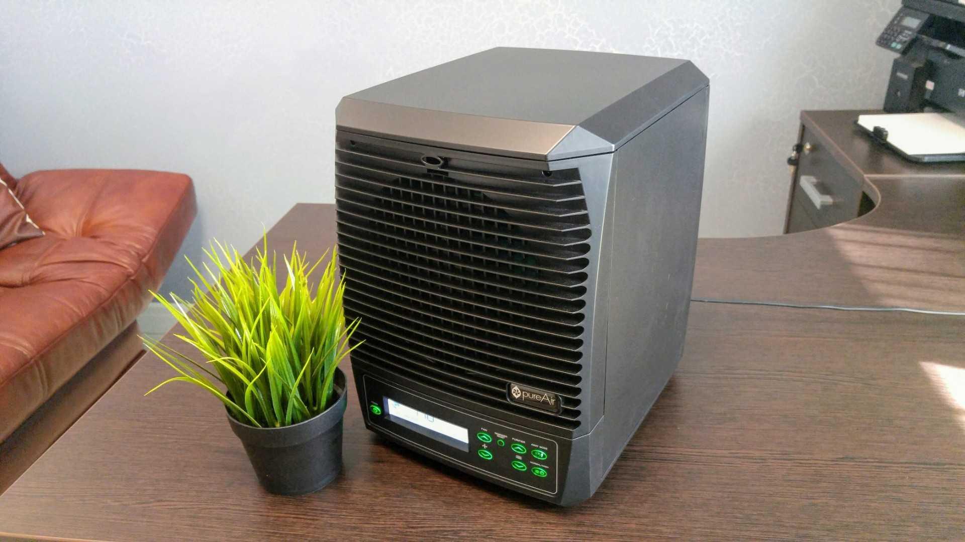 Очиститель воздуха для квартиры: какой выбрать по типу очистки и функциям
